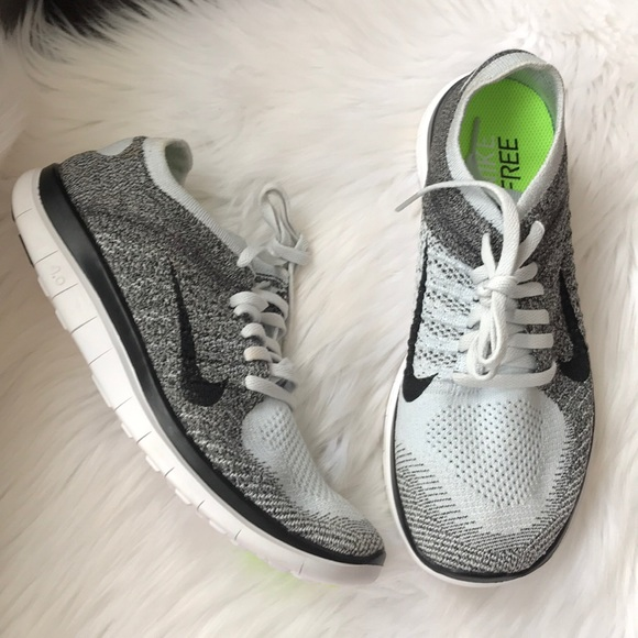 new product 4b291 25208 Nike Free 4.0 Flyknit Sneakers
